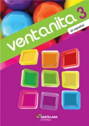 Ventanita al Español 3 - 1ª Edição