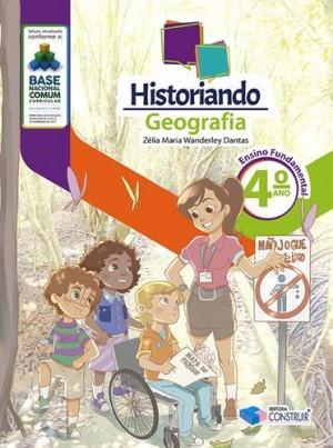 Historiando Geografia 4. ano - 2020