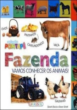 Pontapé Fazenda - Vamos conhecer os animais!