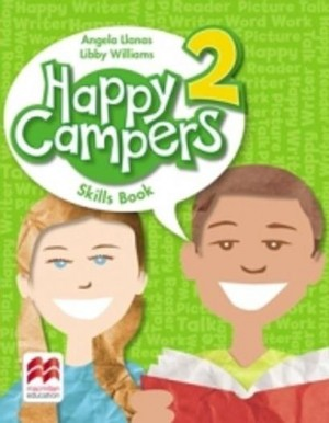 Happy Campers Student´s Book Pack With Skills Book 2