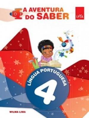 Aventura do Saber Português 4º Ano - 1ª Edição
