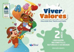 Viver Valores Integrado 2 Anos - 2019