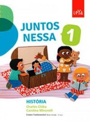 Juntos Nessa História 1º Ano - 1ª Edição