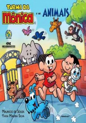Turma da Mónica e os Animais