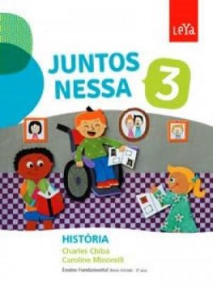 Juntos Nessa História 3º Ano - 1ª Edição