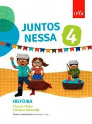 Juntos Nessa História 4º Ano - 1ª Edição
