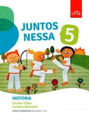Juntos Nessa História 5º Ano - 1ª Edição
