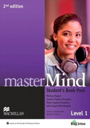 Mastermind 2nd Edition Student´s Book Premium Pack Level 1