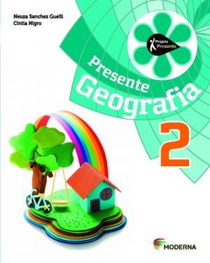 Projeto Presente Geografia 2º Ano - 4ª Edição