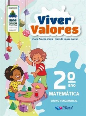 Viver Valores Matemática 2º ano - 2019