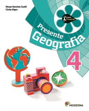 Projeto Presente Geografia 4º Ano - 4ª Edição