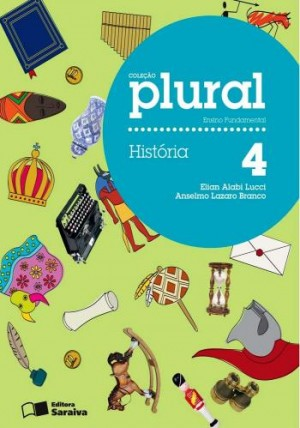 Coleção Plural História 4º Ano - 1ª Edição