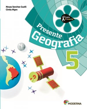 Projeto Presente Geografia 5º Ano - 4ª Edição