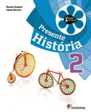 Projeto Presente História 2º Ano - 4ª Edição