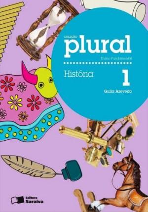 Coleção Plural História 1º Ano - 1ª Edição