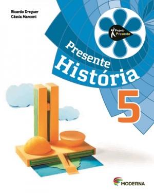 Projeto Presente História 5º Ano - 4ª Edição