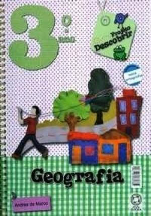 Projeto Descobrir - Geografia 3. Ano