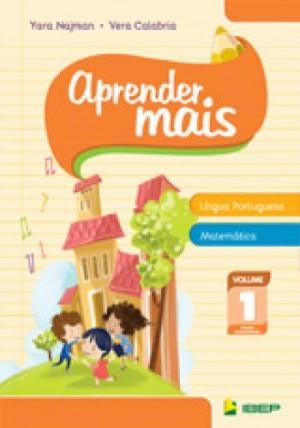 Aprender Mais Português e Matemática 1º Ano 2ª Edição