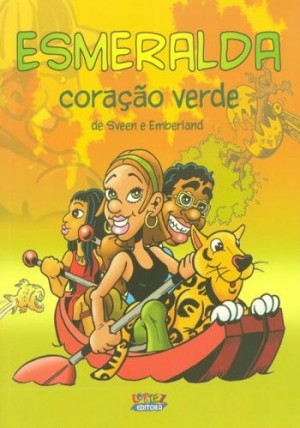 Esmeralda Coração Verde