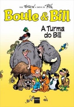 Boule & Bill - A Turma do Bill