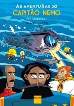 Aventuras do Capitão Nemo - Profundezas...