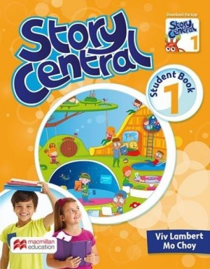 Story Central Students Pack With Activity Book 1