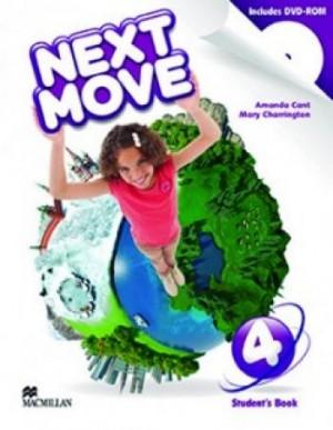 Next Move Student´s Book 4