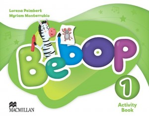Bebop Activity Book 1