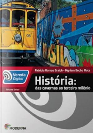 Vereda Digital História Das Cavernas - 4ª Edição