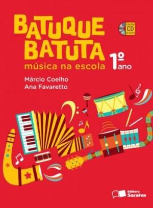 Batuque Batuta 1º Ano - 2ª Edição