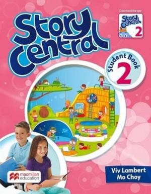 Story Central Students Pack With Activity Book 2