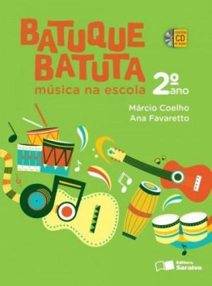 Batuque Batuta 2º Ano - 2ª Edição