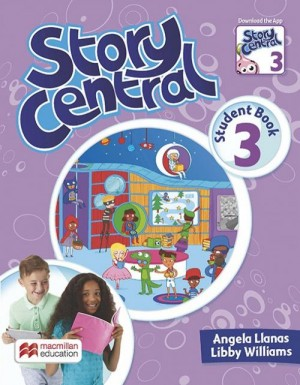 Story Central Students Pack With Activity Book 3