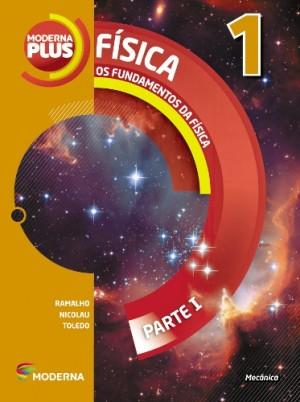 Moderna Plus Fundamentos da Física Volume 1 - 11ª Edição