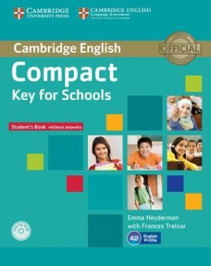 Compact Key for Schools Students Book