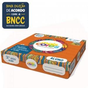 Mais Cores Solução Educacional 2. ano - BNCC