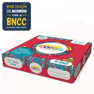 Mais Cores Solução Educacional 3. ano - BNCC