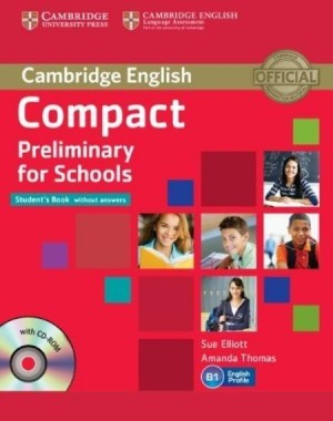 Compact Preliminary for Schools Students Book