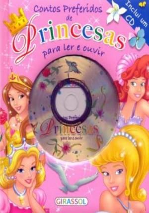 Contos Preferidos de Princesas para ler e ouvir