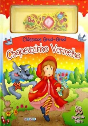 Clássicos Grud-Grud - Chapeuzinho Vermelho