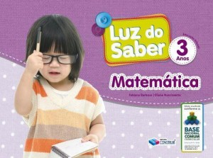 Luz do Saber Matemática  3 Anos - 2019
