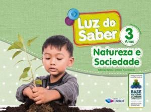 Luz do Saber Natureza e Sociedade 3 Anos - 2019