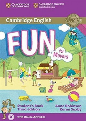 Fun for Movers Students Book Students Book with Audio with Online Activities