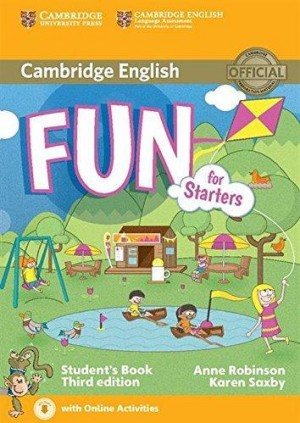Fun for Starters Students Book
