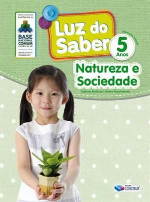 Luz do Saber Natureza e Sociedade 5 Anos - 2019
