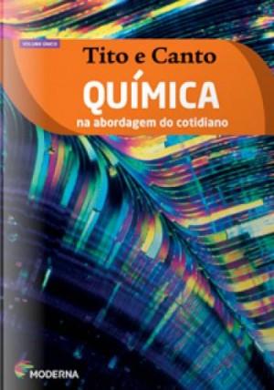 Química na Abordagem do Cotidiano Volume Único - 4ª Edição