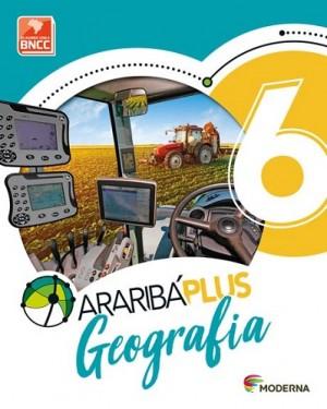 Arariba Plus Geografia 6º Ano - 5ª Edição