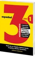 Minidicionário 3 em 1 Espanhol