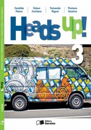 Heads Up! 3 / 8º Ano - 2ª Edição