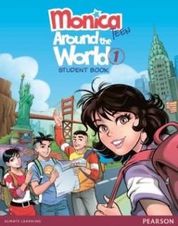 Monica Teen - Around The World 1 - Student Book
